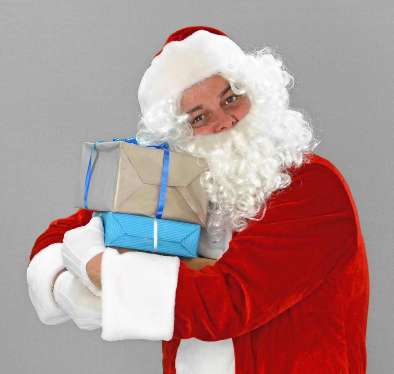 pere noel cadeaux